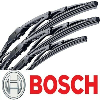 """20/"""" Set of 2 /""""Clear Advantage/"""" Front Left /& Right BOSCH BEAM Wiper Blades 20/"""""""