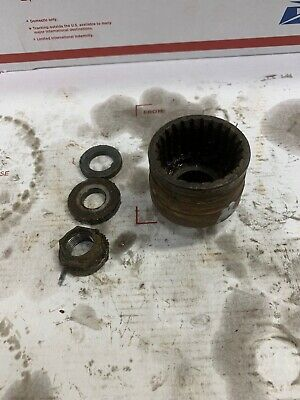 REAR DIFFERENTIAL DRIVE SHAFT COUPLING Coupler Yamaha Grizzly 660 02~08