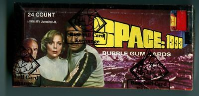 1976 Donruss - Space 1999 - BBCE Authenticated - Sealed Box
