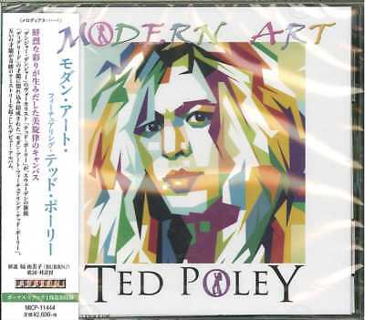 Modern Art Featuring Ted Poley-S/t-Japan Cd F83