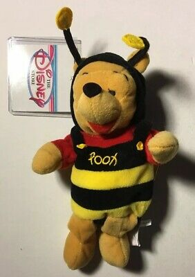 Outstanding Bumble Bee Pooh Winnie The Pooh Disney Store Plush Mini Bean Forskolin Free Trial Chair Design Images Forskolin Free Trialorg