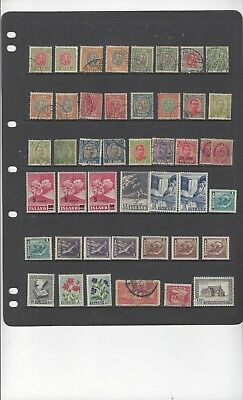 Iceland Collection of Mint/Used Stamp