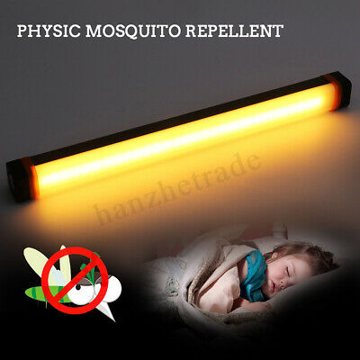 Multi-sizes Mosquito Repellent Lamp LED Camping SOS Night Light USB Charging