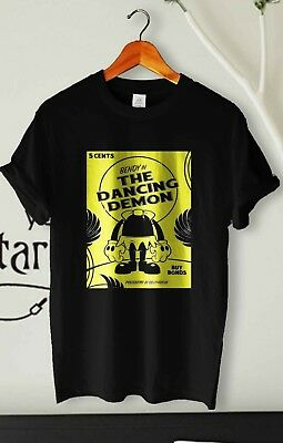 Bendy And The Ink Machine Animation Horrors Game Graphic Tee T-shirt Funny