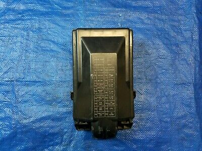 Infiniti G25 G37 Q40 Q60 Engine Bay Ipdm Fuse Junction Relay Box #30775