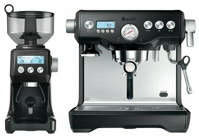 NEW Breville BEP920BKS Dynamic Duo Dual Boiler with Smart Grinder