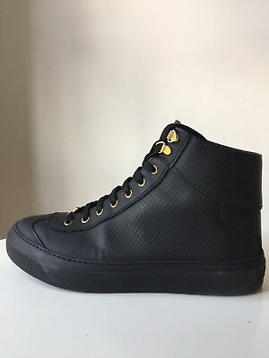 f7e1a01c24e8 JIMMY CHOO  ARGYLE  hi-top sneakers size 41 - Great Condition! RRP ...