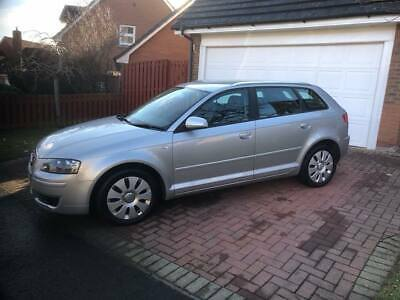 Audi A3 Special Edition 5 Door 06 Plate MOT Sep 19 CAT N (Formerly D) Silver