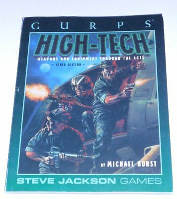 GURPS High-Tech - Weapons and equipment through the ages