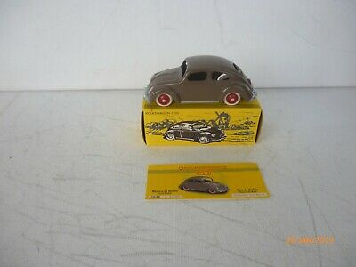 VW Volkswagen 1200  Beetle Kafer Kever 1:43  CIJ LIMITED EDITION NEW OVP