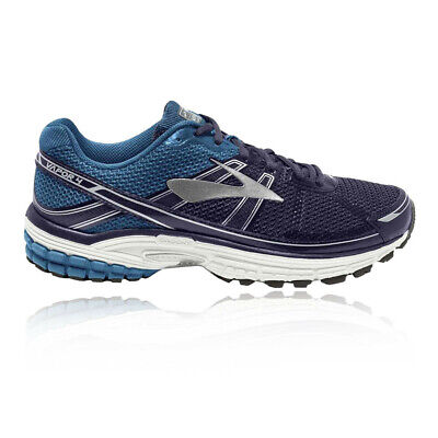 Brooks Mens Vapor 4 Running Shoes Trainers Sneakers Blue Sports Breathable