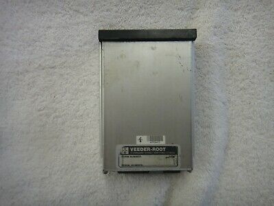Veeder-Root Programmable Timer Counter 7960          796008-001