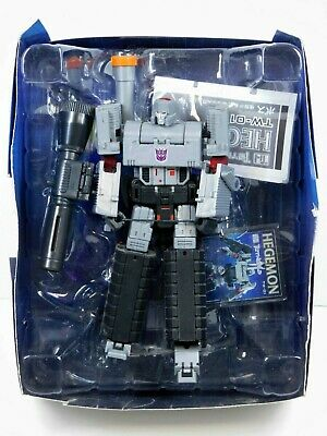 TRANSFORMERS TOY WORLD TW-01 HEGEMON MEGATRON 3rd PARTY ACTION FIGURE