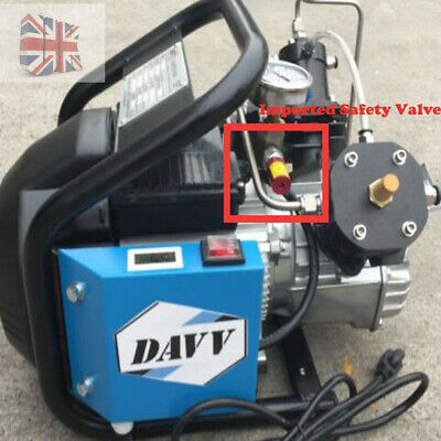 220v 300bar High Pressure Air Compressor Paintball Fill Station System for PCP