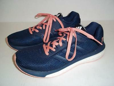 827e47ee43ee Adidas Women s Vengeful Navy Pink Running Shoes Size US 8