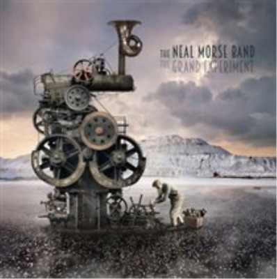 The Neal Morse Band-The Grand Experiment (UK IMPORT) CD NEW