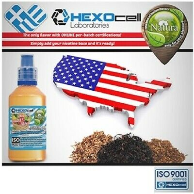 Liquid - Juice Natura - AMERICANO Usa Mix 100ml Nicotine 18mg made in EU