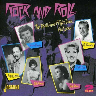 Rock and Roll - The Establishment Fights Back and Loses [CD]