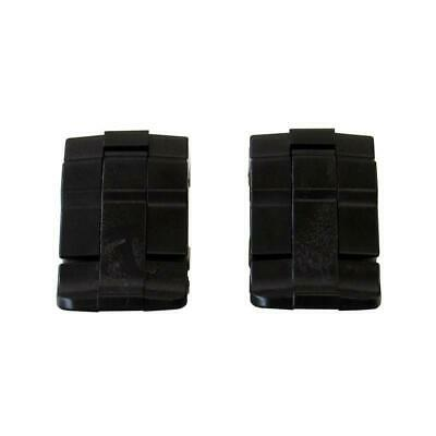 2 Pelican Black replacement latches.