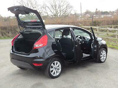 2009 FORD FIESTA 1.25 Zetec 5dr [82] +++Genuine low mileage 38000 from new+++