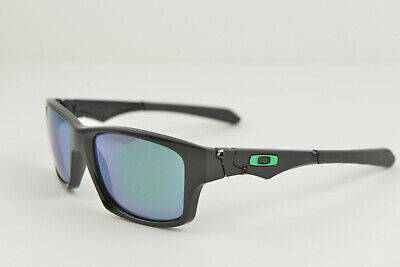 ea268bc496 OAKLEY JUPITER SQUARED Sunglasses Polished Black Frame Jade Iridium ...