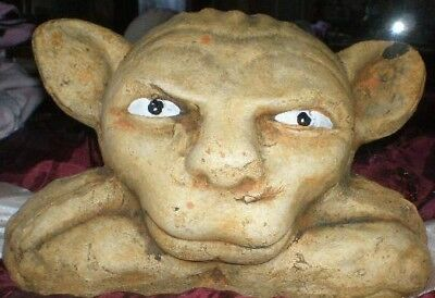 Latex Mould for making This Unusual Gargoyle Statue