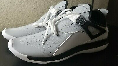 4b6584d43f7ff4 Nike Air Jordan Fly 89 basketball shoes sneakers Wolf Grey Black size 11