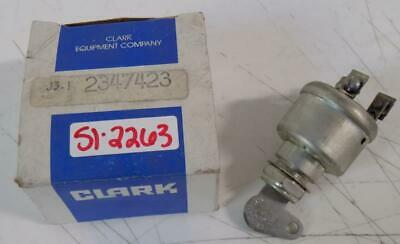 Clark Equipment Company Solenoid 2347423