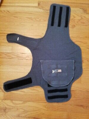 ThunderShirt The Best Solution For Dog Anxiety Jacket Size Large Solid Gray