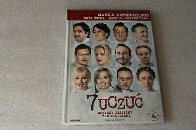 7 Uczuć - DVD 7 UCZUC - POLISH RELEASE MAREK KOTERSKI ENGLISH SUBTITLES