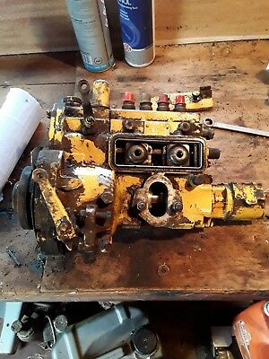 INTERNATIONAL HARVESTER/IHC 574 Diesel Injection/Injector