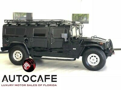 2002 Hummer H1 With Lots of Upgrades Hard Top HMC4 2002 Hummer H1 With Lots of Upgrades and Only 65K Miles