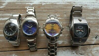 bde21bc50ab USED OAKLEY Watch Lot for parts -  36.00