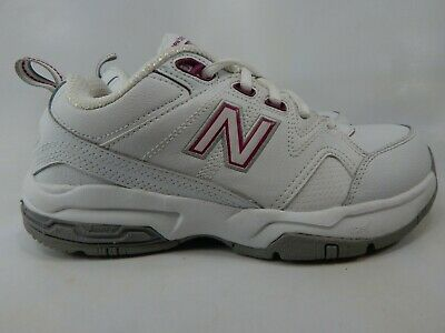 NEW BALANCE 609 v2 Size 7 D WIDE EU 37.5 Women's Cross Training Shoes WX609CY2