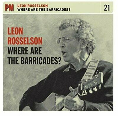 Leon Rosselson - Where Are The Barricades? [CD]