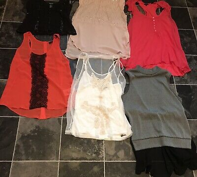 Bundle Of Ladies Designer Tops Ted Baker, Guess, French Connection , Dkny