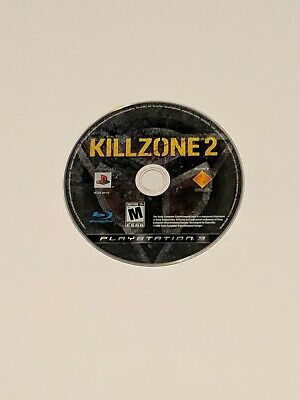 Sony PlayStation 3 PS3   Killzone 2   Game Disc Only