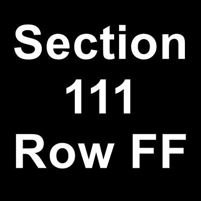 2 Tickets Miami Hurricanes vs. Pittsburgh Panthers Basketball 3/5/19 Miami, FL