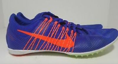 57de1fc509f7dc New Nike Mens Zoom Victory 2 Flywire Spikes Track Shoes 555365 487 US 11.5