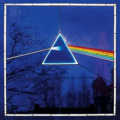 Dark Side of the Moon SACD by Pink Floyd CD 30th Anniversary 5.1 Surround