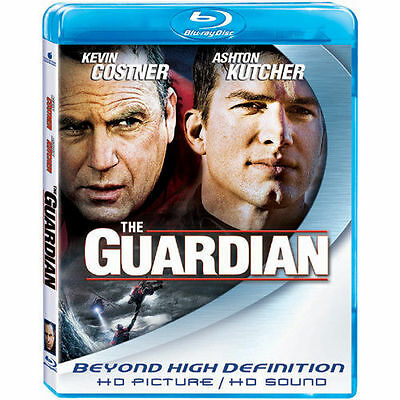 The Guardian [Blu-ray] LIKE NEW DISC + COVER ARTWORK - NO CASE