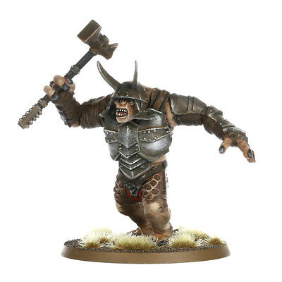 Warhammer Mordor Troll on Sprue The Lord of the Rings plastic new