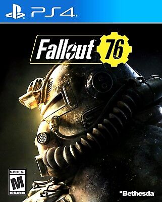Nuovo Fallout 76 per il Sony Playstation 4 + PS4 pro On-Line Survival 4K Fall