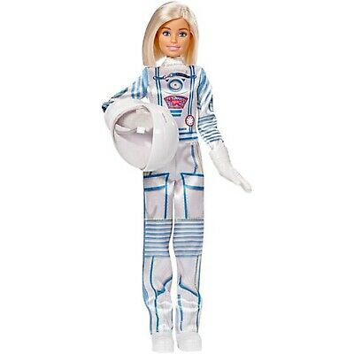 2018 BARBIE CAREERS 60th Anniversary Astronaut Doll GFX24