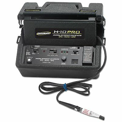 Bacharach H-10 Pro Refrigerant Leak Detector with Charger - 3015-8004