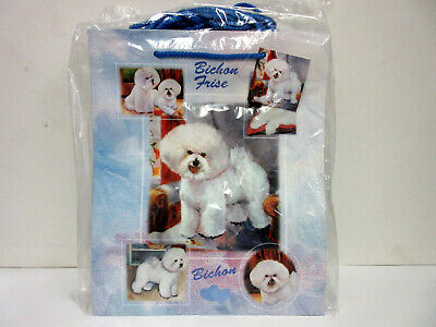 New Bichon Frise Dog Check Book Wallet By Ruth 2 White Dogs Free Shipping