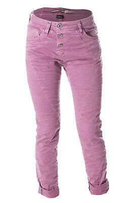 GR 121029  rosa Please Jeans Donna