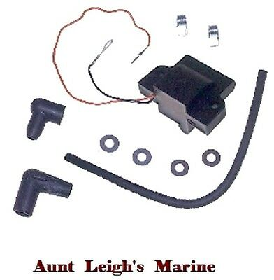 Ignition Coil Kit Johnson Evinrude OMC (4 - 235 HP) 18-5176 582366 583737 584561