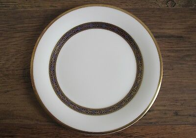 ROYAL DOULTON HARLOW SIDE / TEA PLATE (approx 20 cm). SECOND.