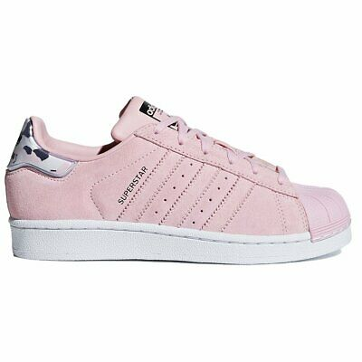 meet 499c1 93fb4 Chaussures adidas Superstar J Rose Enfants